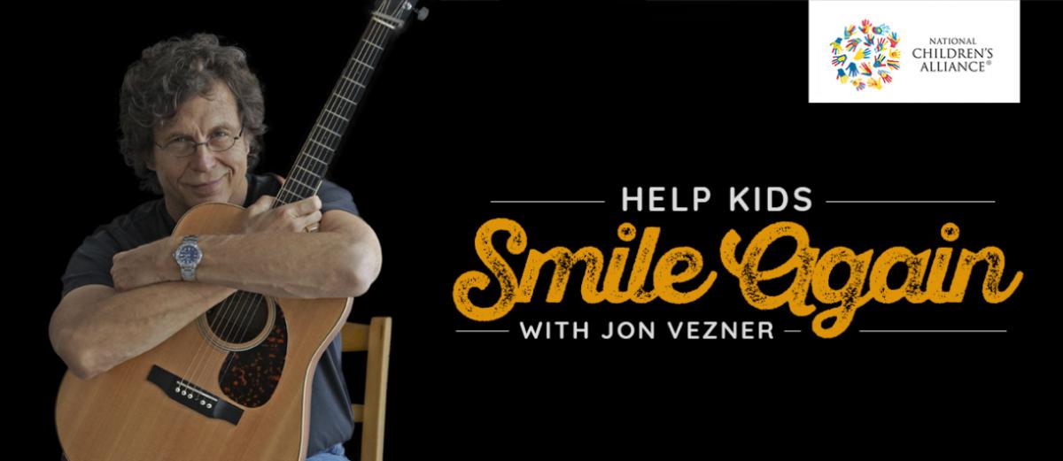 Help Kids Smile Again with Jon Vezner
