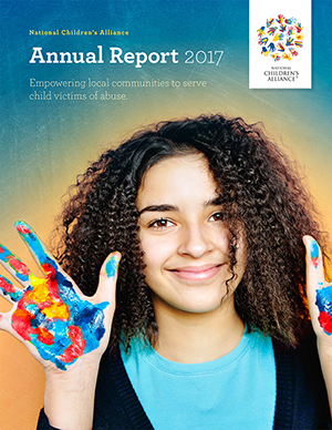 2017 Annual Report Cover Page