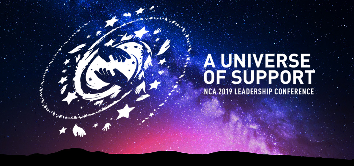 A Universe of Support | NCA 2019 Leadership Conference