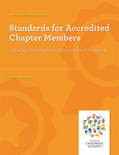 Click here to view the Standards for Accredited Chapters, 2020 Edition