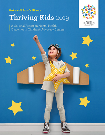 Thriving Kids 2019 Cover Art