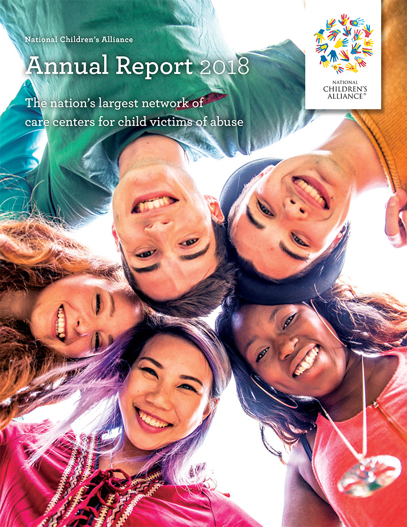 2018 Annual Report Cover Page